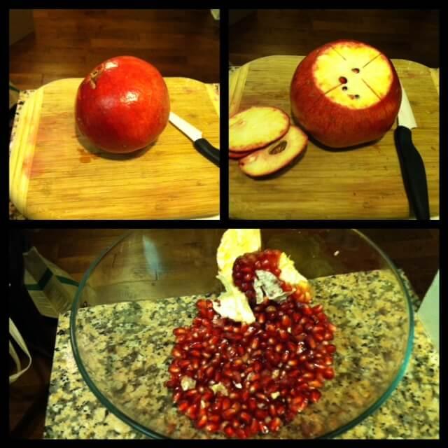 gesundheitssaft-granatapfel-wie-oeffnen